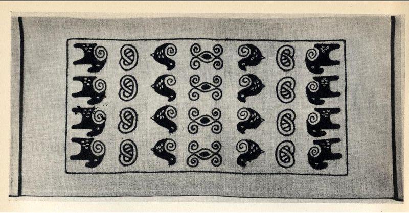 Animal motifs sweden