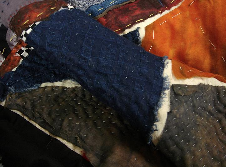 The quilt as a mosaic