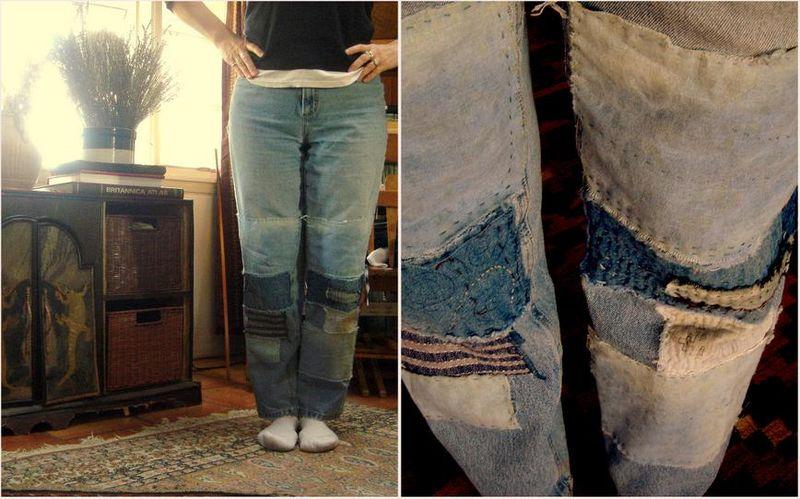 Boro jeans