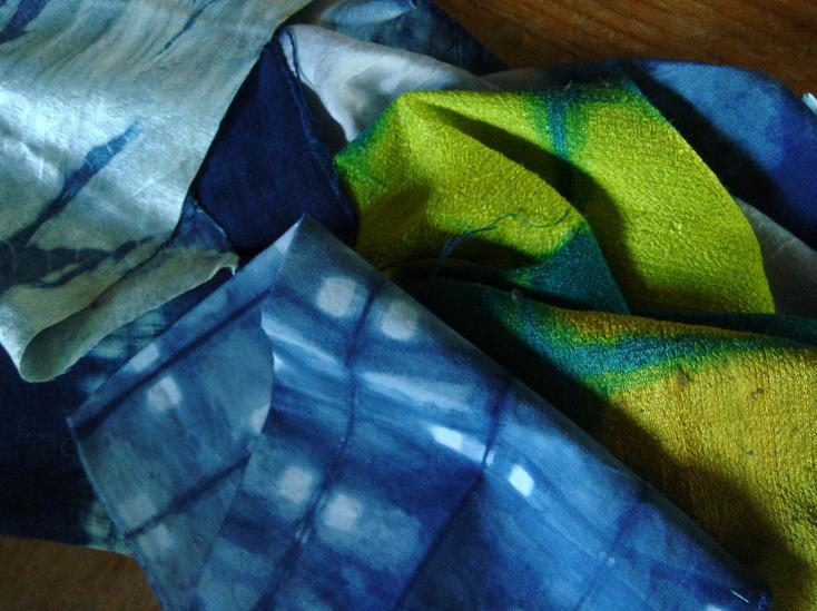 Shibori by laura