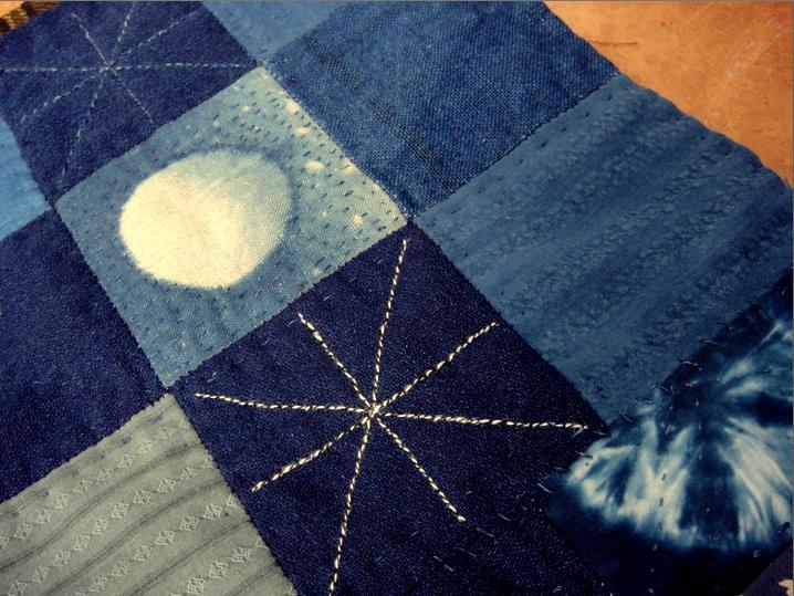 Starlight, moonlight, blue