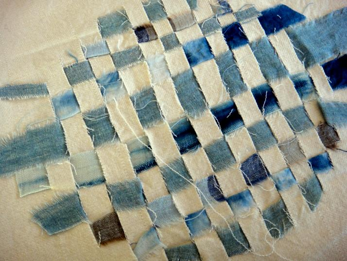 A circle of squares
