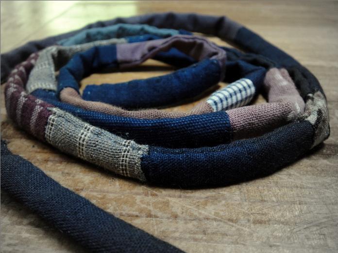Quilt tie