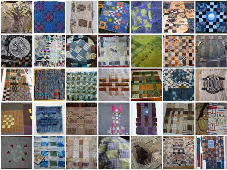 Cloth to cloth class work