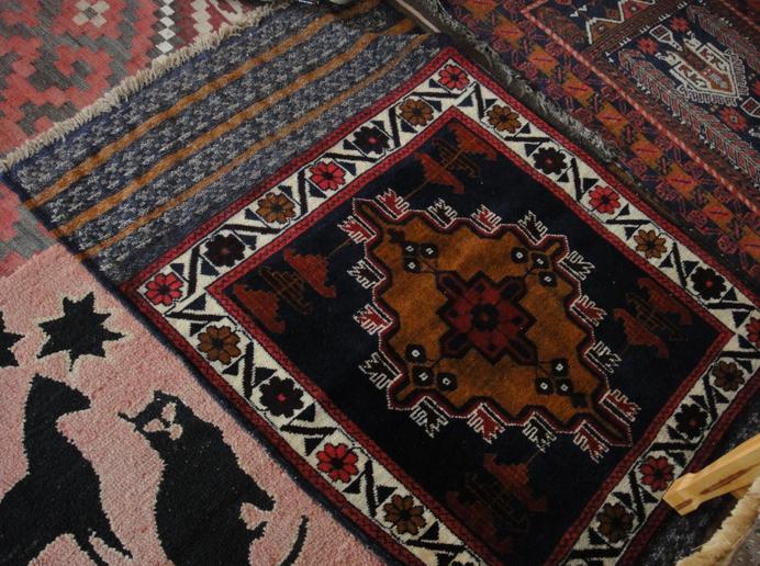 Patchwork carpets