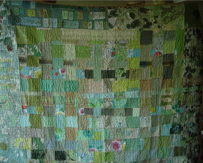 Treehouse quilt