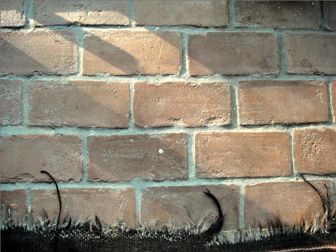 Patchwork brick