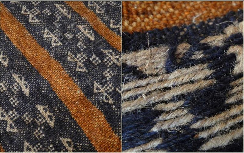 Weft substitution