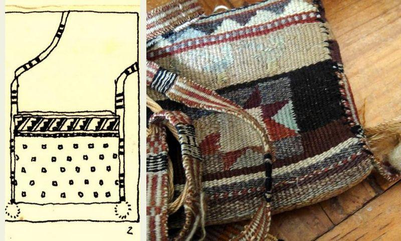 The little woven bag