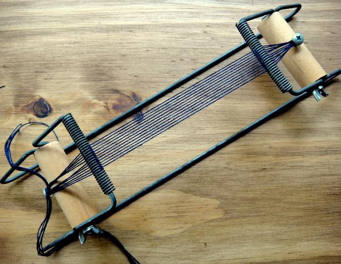 Adapting a bead loom