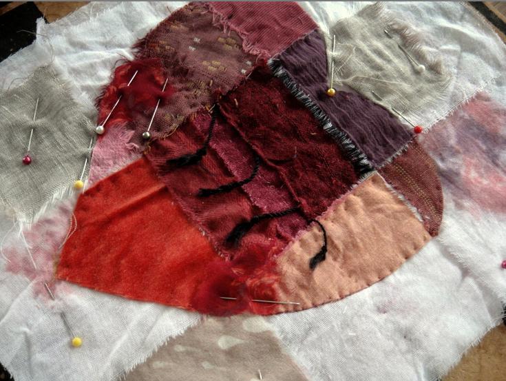 A little valentine cloth