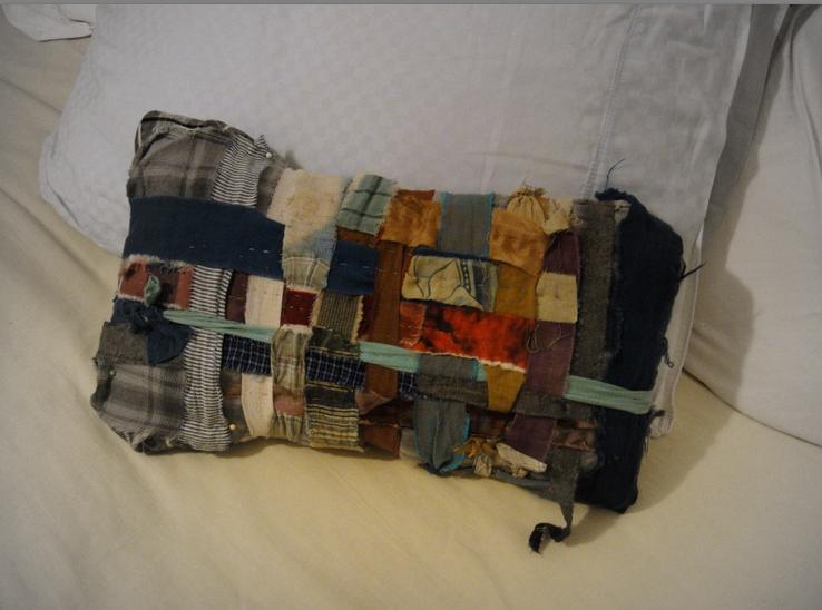 Boro pillow