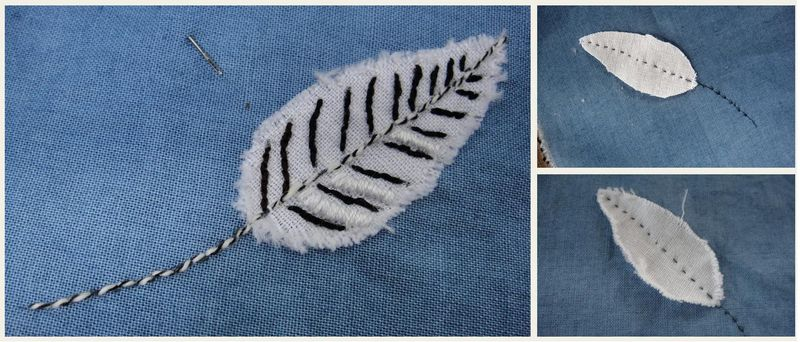 Ragged feather