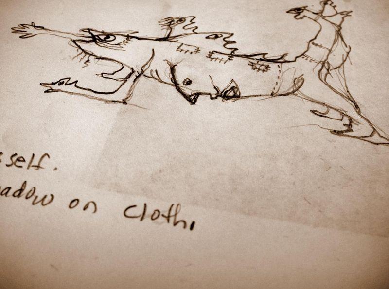 Old cloth