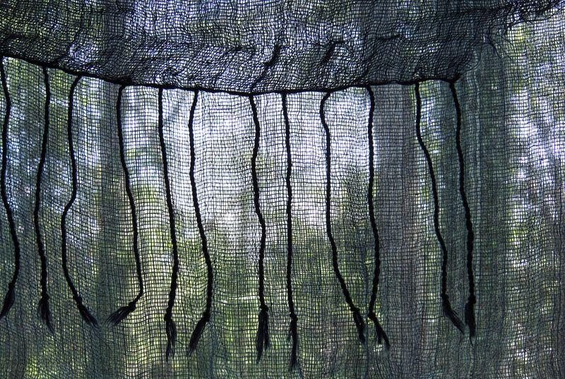 Open weaving