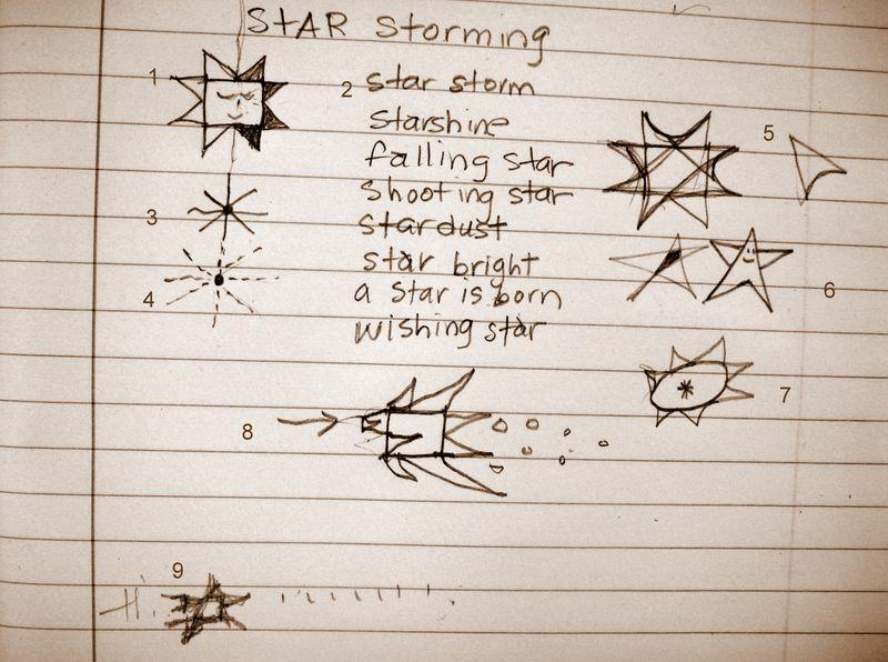 Star storming