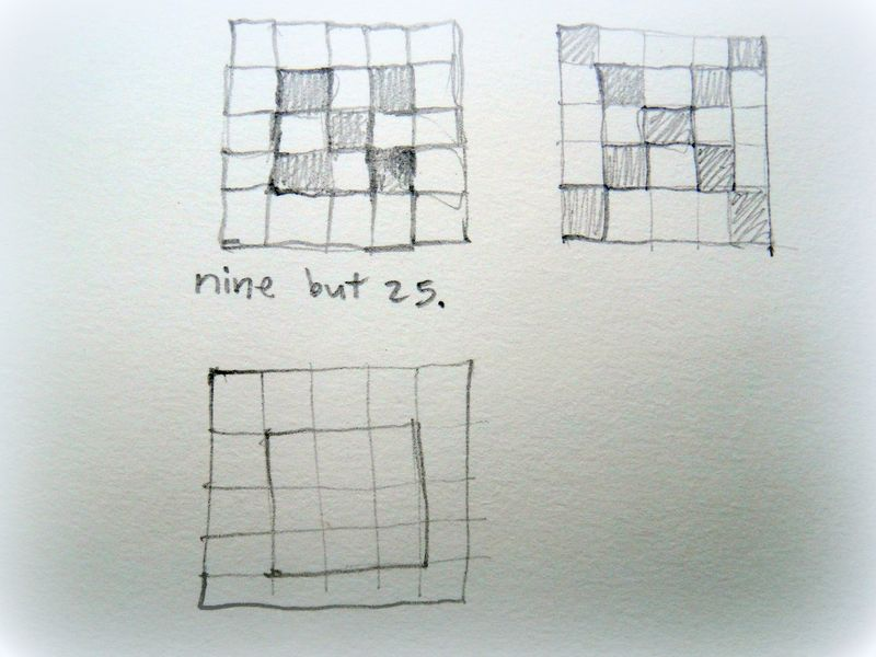 Thoughts on patchwork, tradition and a lot of other things that are behind the simple geometry