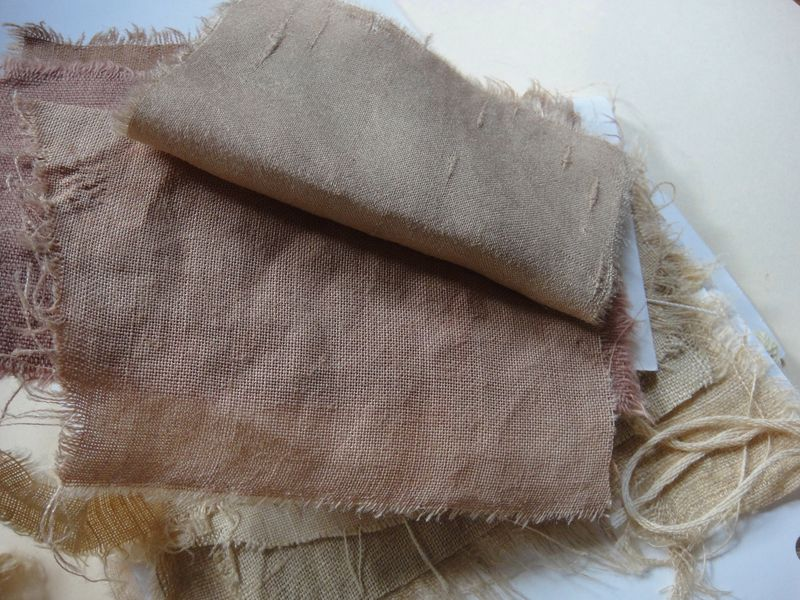 Hand dyes from Heike