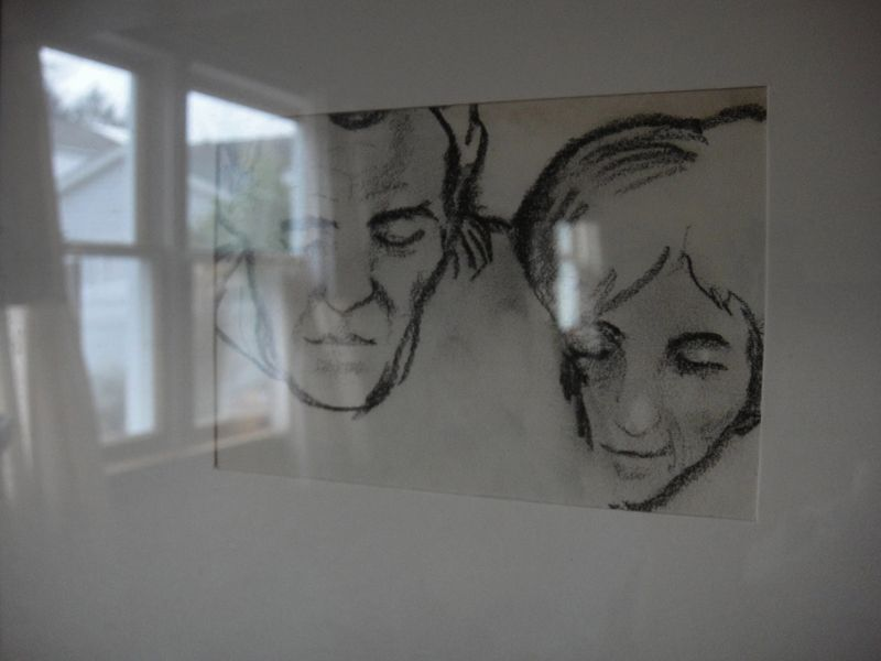 Mom and dad as a window