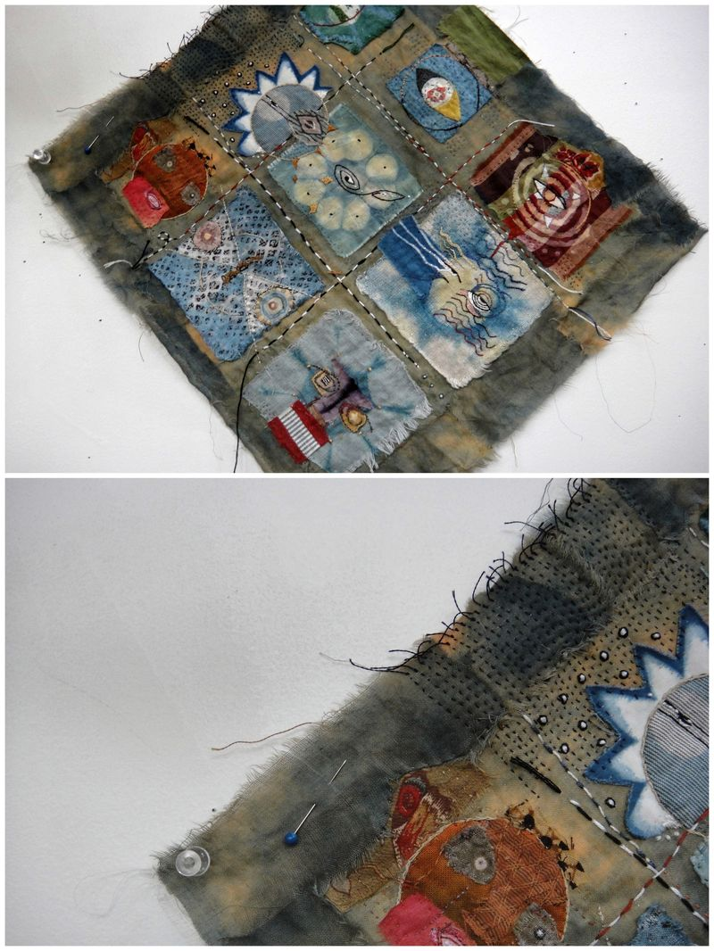 Mask sampler- jude hill- spirit cloth