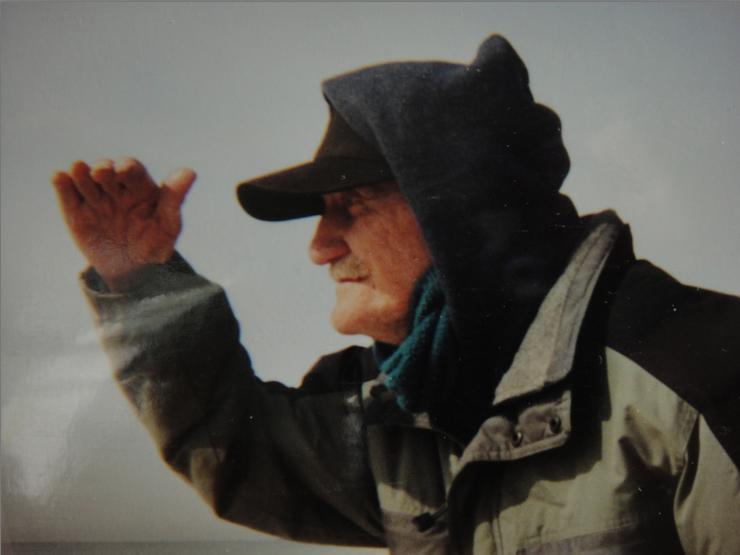 Dad 2003