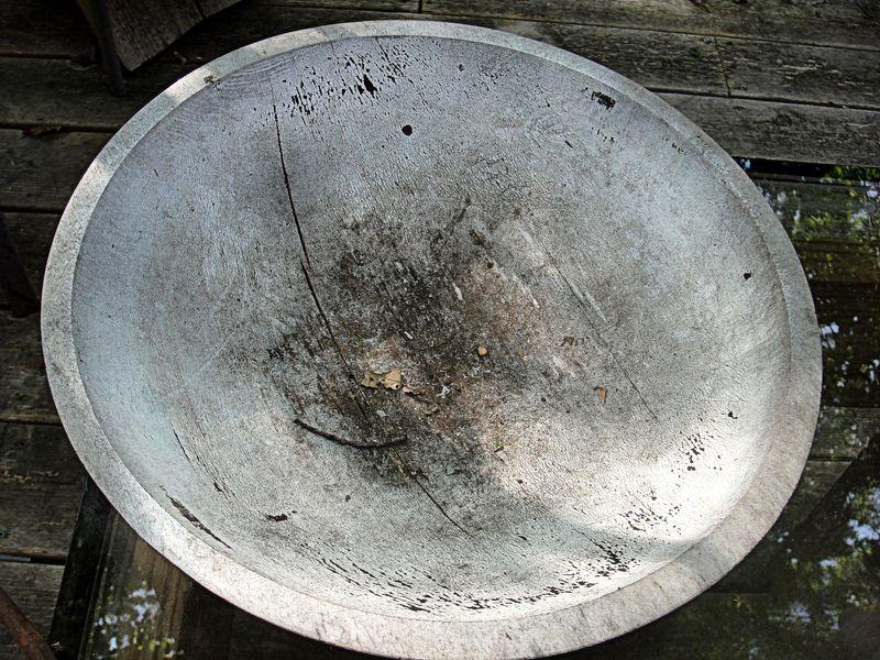 Seasoned bowl