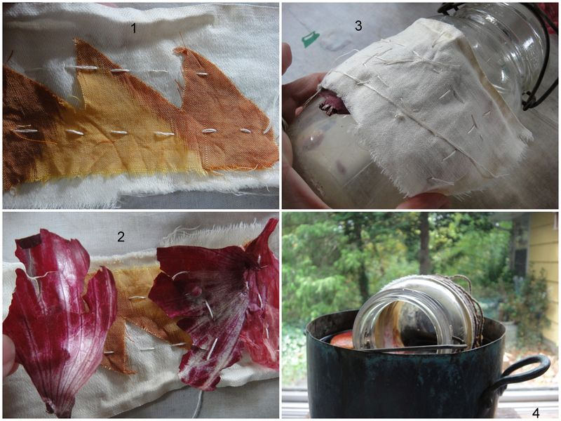 Onion skin coating