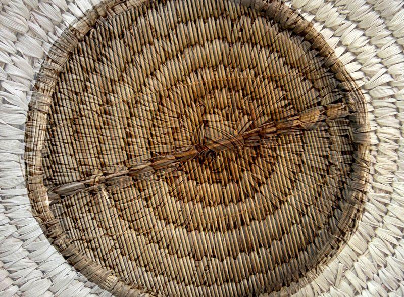 Twice basket