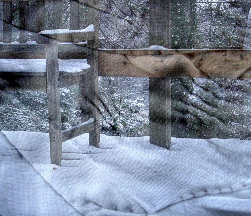 Winter's blanket arrived