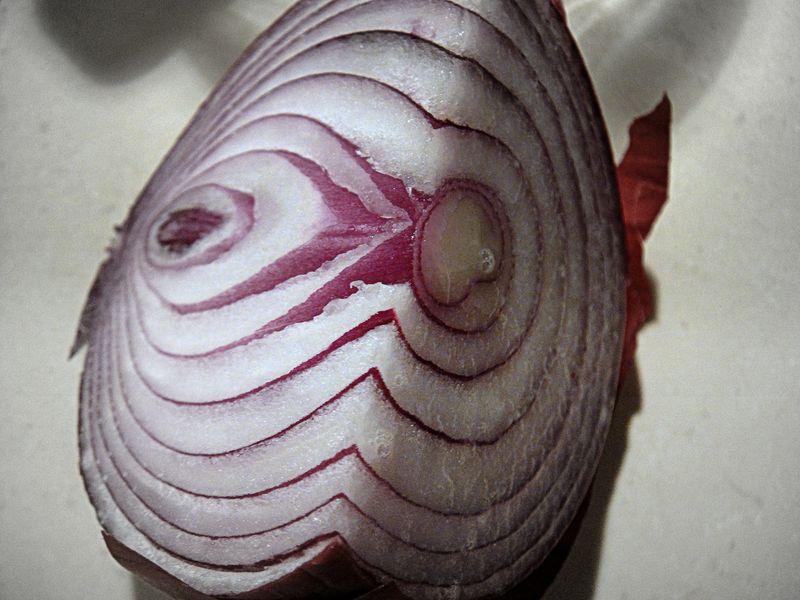 Onion eyes