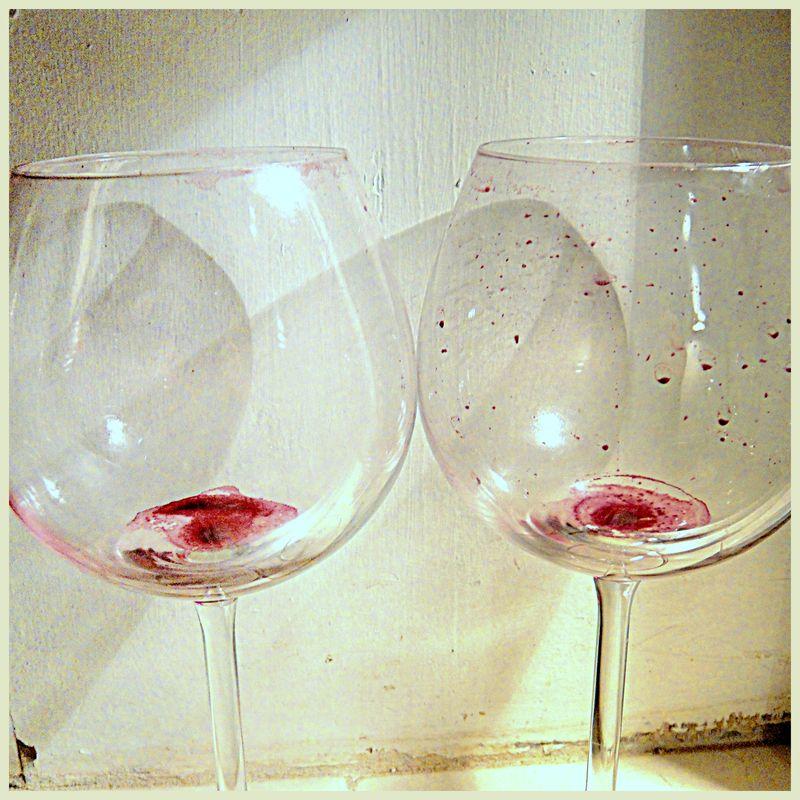 Wine enjoyed