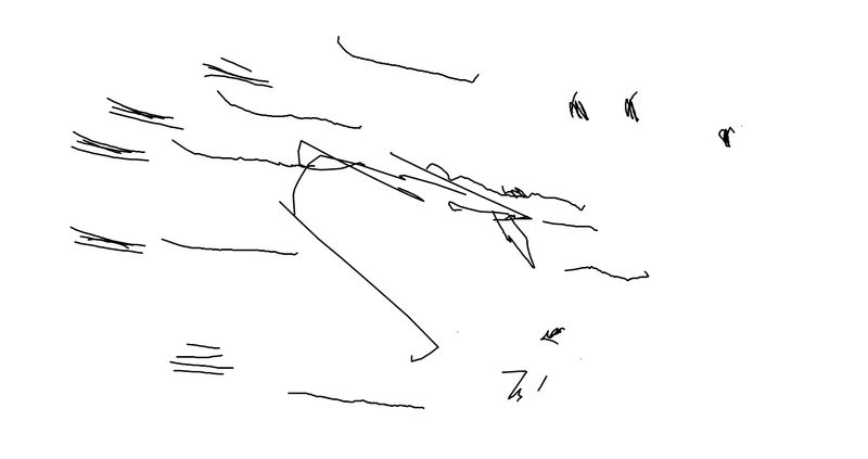 Digital hand scratching