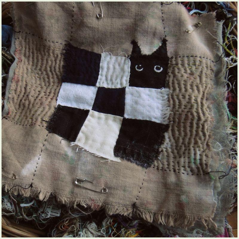 Stitching safe and warm