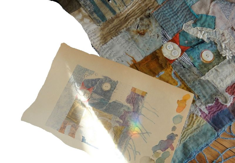 Painting stitch