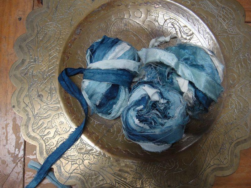 Rag ribbon by glennis dolce