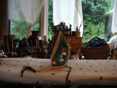 Rainy day studio
