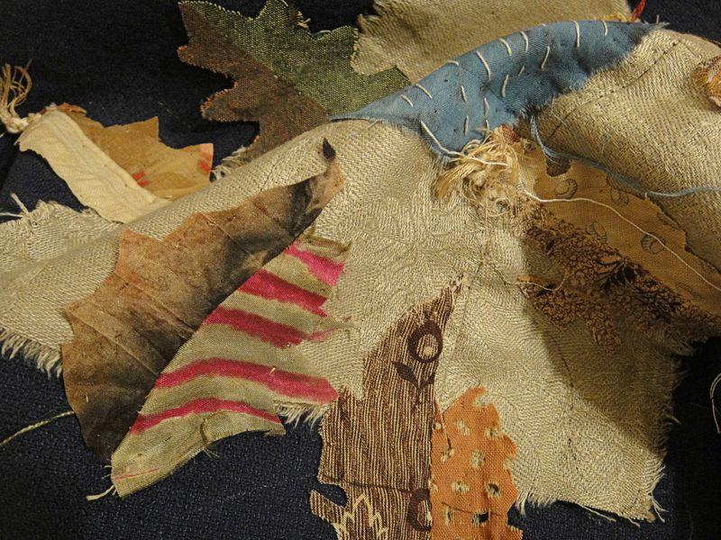 Leaf cloth