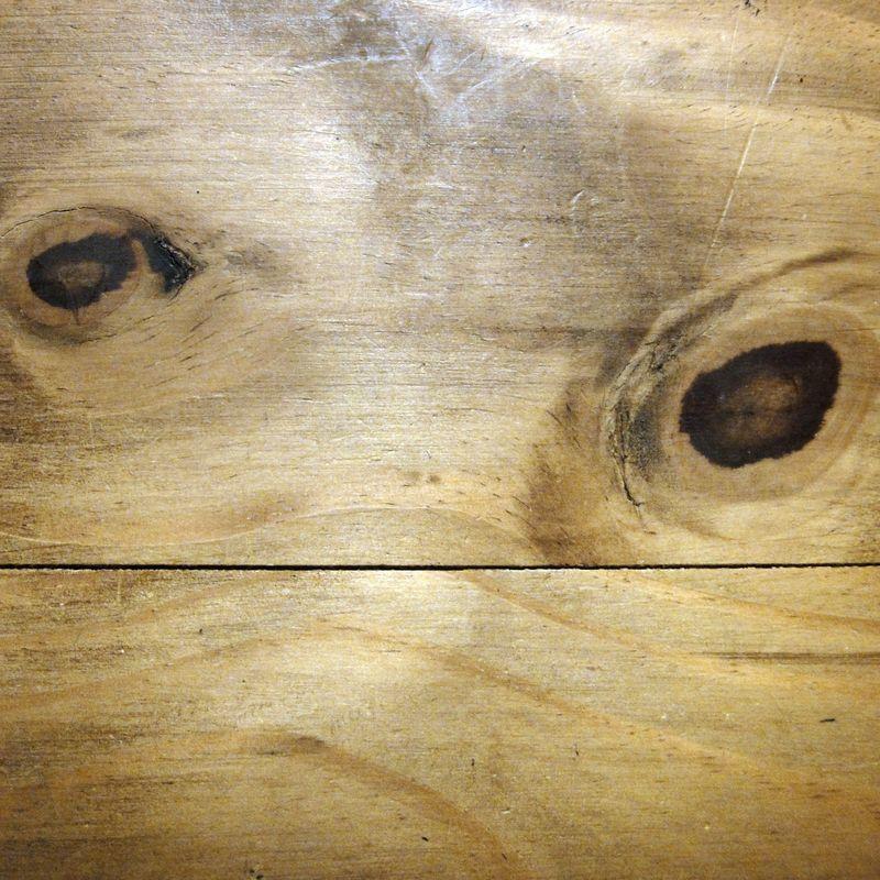 Wood eyes