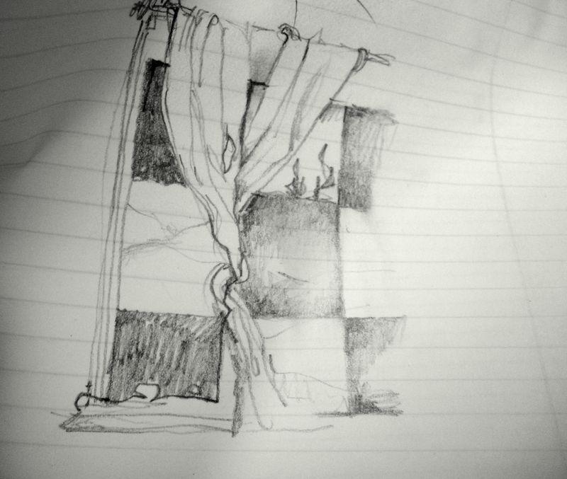 Window study with nine