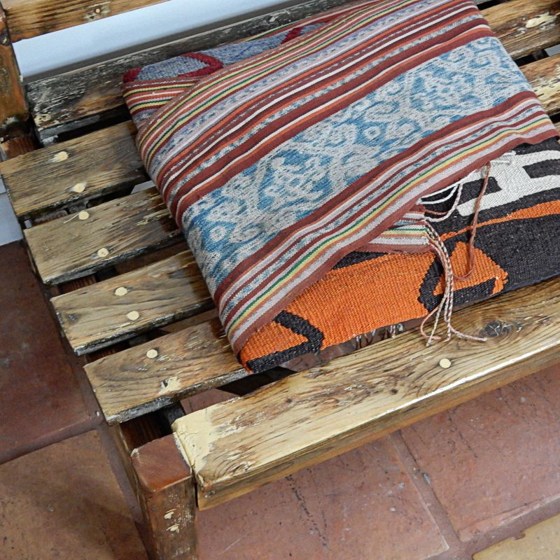 Patchwork in wood