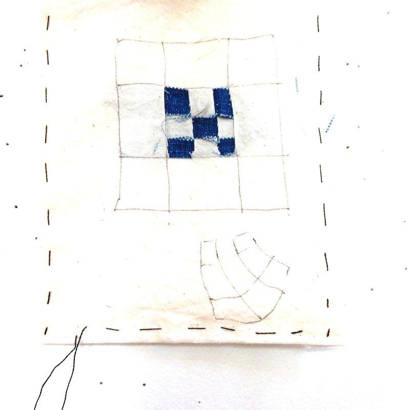 Cloth sketch