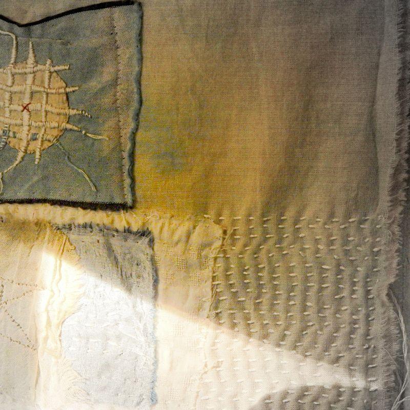 Stitched cloth
