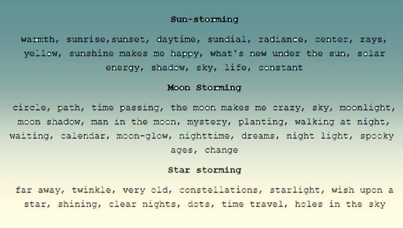 Sunmoonstarstorming