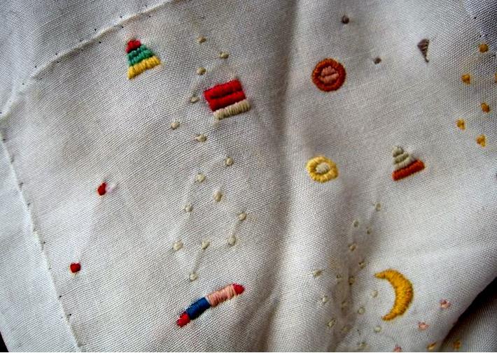 Kursten's baby shirt