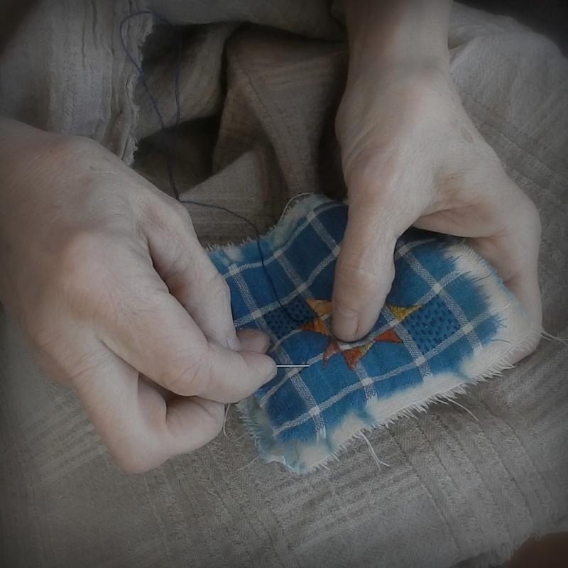 Stitching another wish