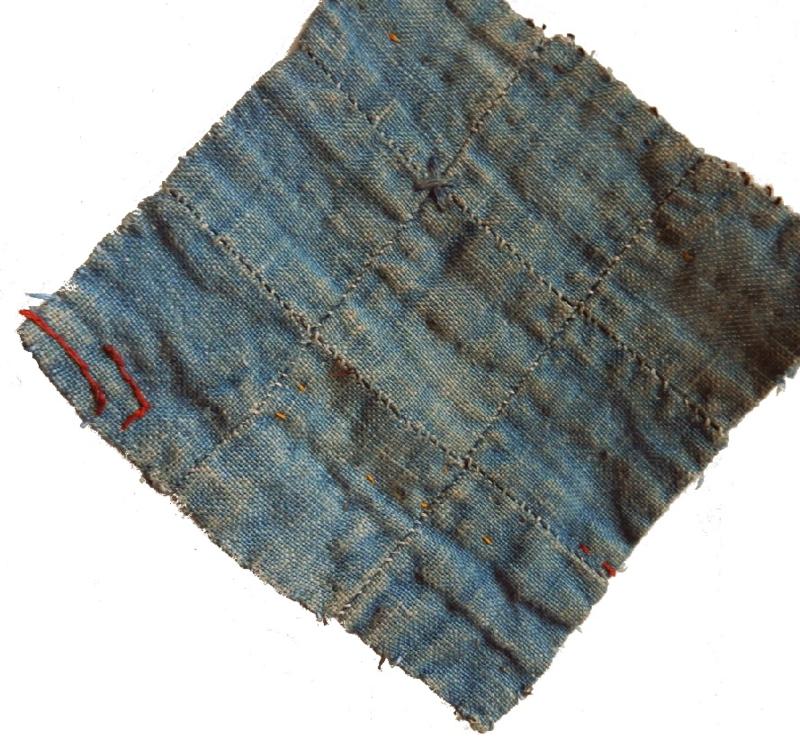 Old blue nine