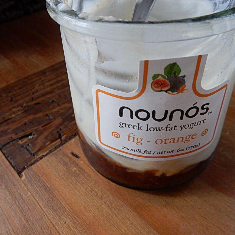Nounos yogurt