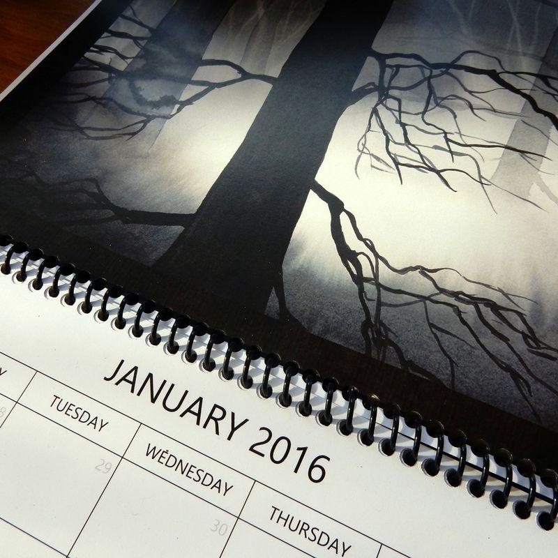 Ravenwood Calendar