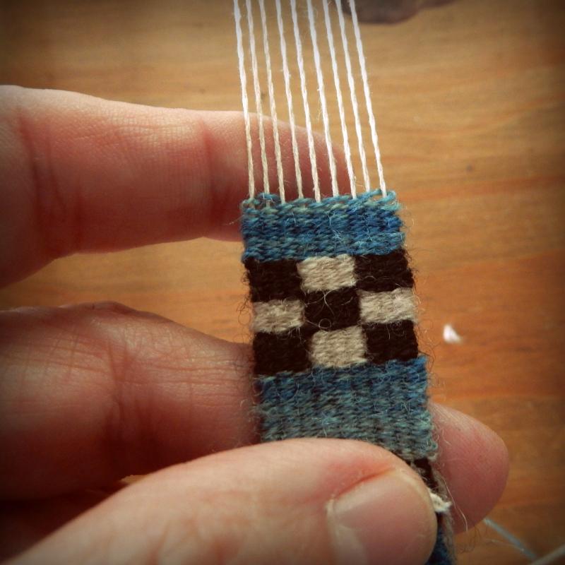 Weaving a little nine