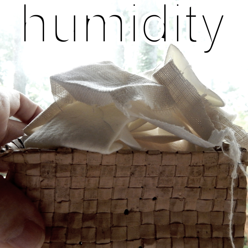 Humidity begets simplicity